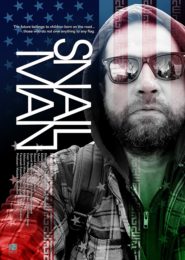 PersiaFilm-Snailman-PosterFilm